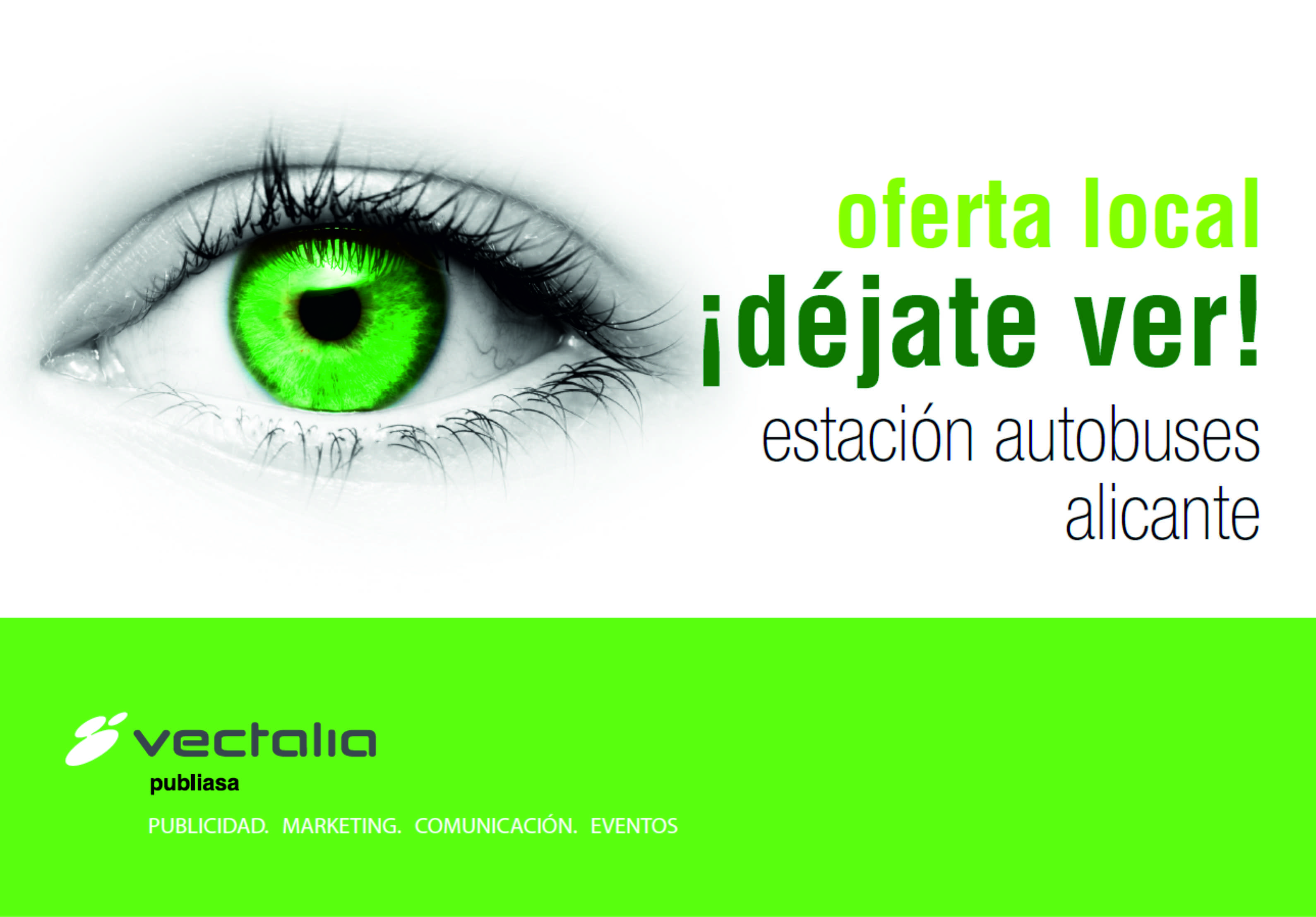 Publicitat for Oficina tam alicante